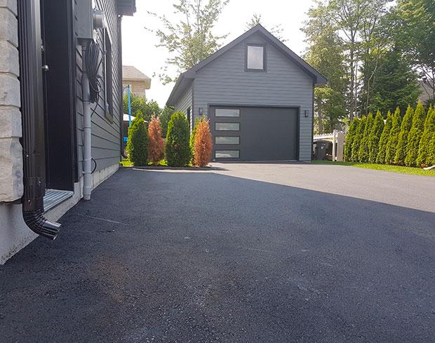 Pavage et asphalte résidentiel