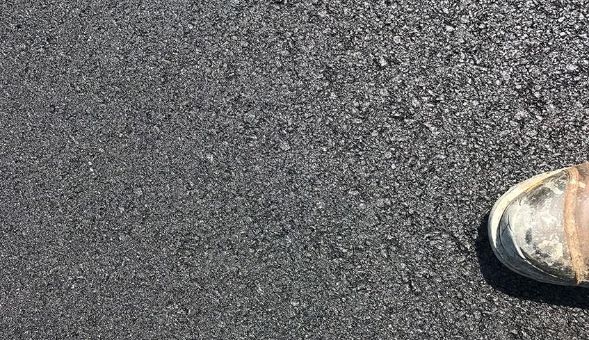 Mélange d'asphalte EB 14