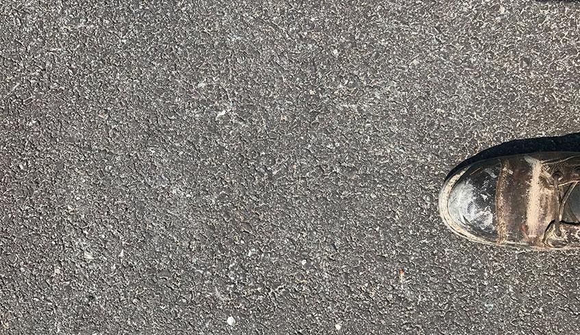 Mélange d'asphalte ESG 14